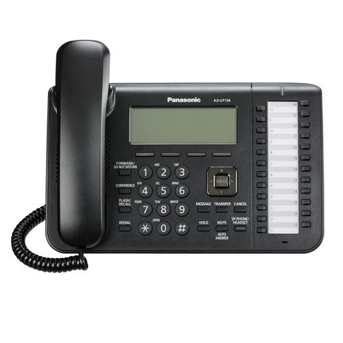 Panasonic KX-UT136 no cords