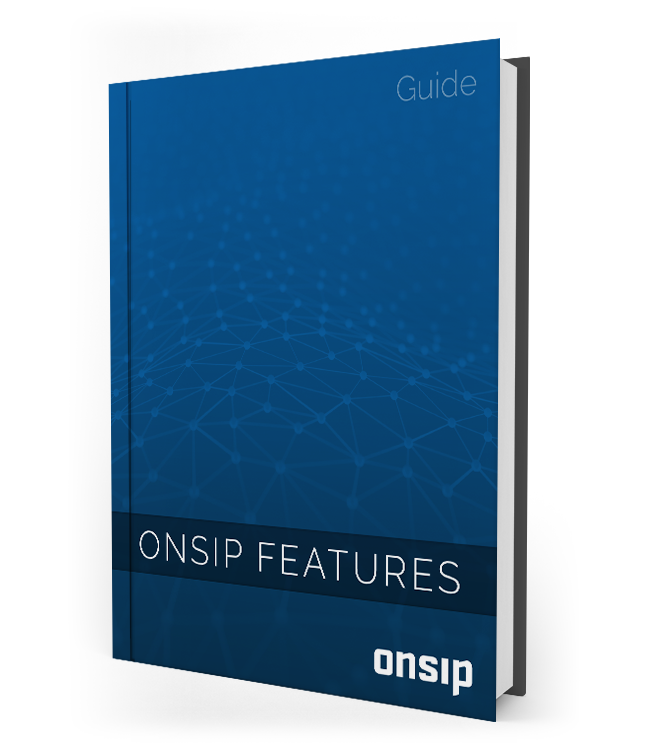 OnSIP Business VoIP Features Guide