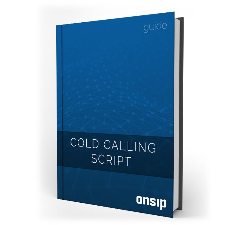 OnSIP Cold Calling Script